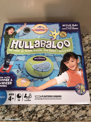Hullabaloo Game for Sale in Manalapan Township, NJ