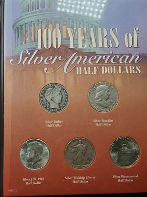 100 year of silver American set! for Sale in Chicago, IL