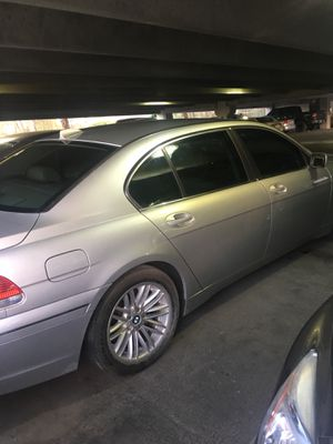 2004 BMW 745li mechanic special - located in Las Vegas - this baby needs a new home. for Sale in Las Vegas, NV