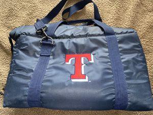 Texas Ranger MLB duffle storage bag for Sale in San Antonio, TX