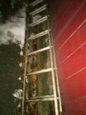 '24 ladder aluminum for Sale in Everett, MA