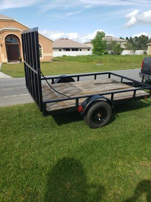 6x10 trailer o carretón for Sale in Kissimmee, FL