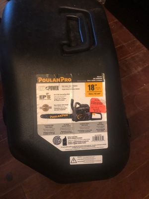 Poulan Pro chainsaw for Sale in Liberty, SC