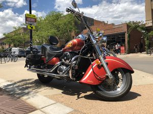 2001 Kawasaki Vulcan Drifter Indian Motorcycle Tribute for Sale in Longmont, CO