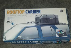 Brand new Rooftop Carrier for Sale in Alhambra, CA