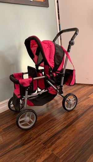 Toy double stroller for Sale in Huntington Beach, CA