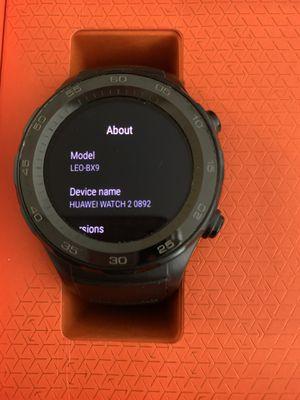 Huawei watch 2 smart watch for Sale in Washington, DC
