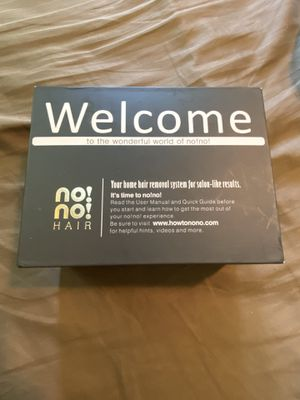 No! No! Pro 5 Hair Removal System for Sale in Wellsburg, WV