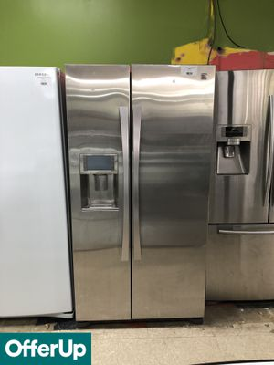Kenmore Refrigerator Fridge Side by Side Stainless Steel #788 for Sale in Orlando, FL