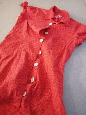 Ladies button up super cute shirt for Sale in Tacoma, WA