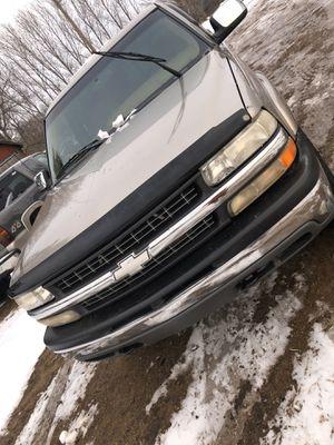For Sale 1999 Chevrolet Silverado for Sale in Hart, MI