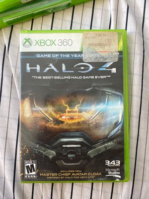 Halo Xbox 360 game for Sale in Hollywood, FL