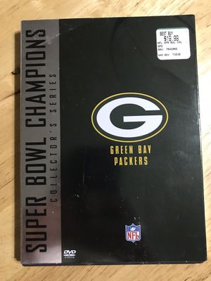 Green Bay Packers DVD set for Sale in Yuma, AZ