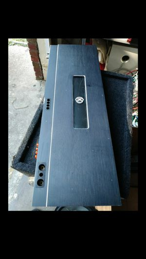 16-MC1.1500 - Memphis Monoblock 1500W Beast! for Sale in Indianapolis, IN