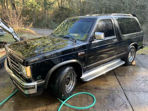 89 Chevy Blazer 2Dr for Sale in Silverton, OR