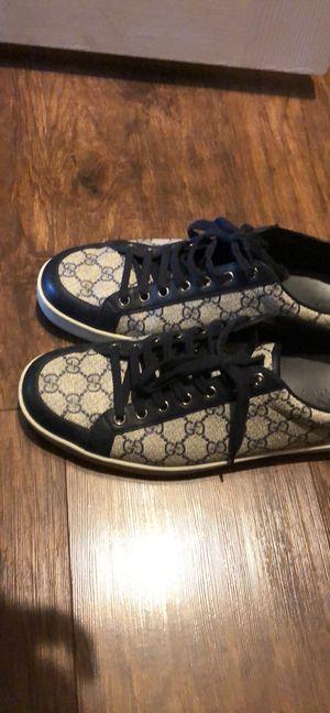 Original Gucci shoes size 10.5 for Sale in Chula Vista, CA