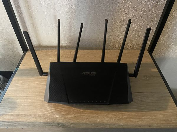 ASUS RT-AC3200 Tri-Band Router