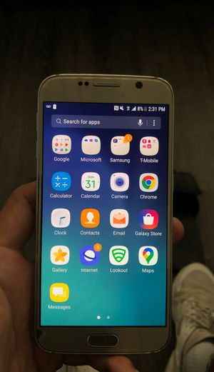 Samsung Galaxy S6 for Sale in Garden Grove, CA