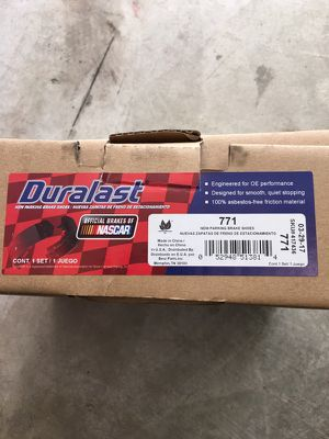 DURALAST GMC REAR DRUM SHOES for Sale in Austin, TX