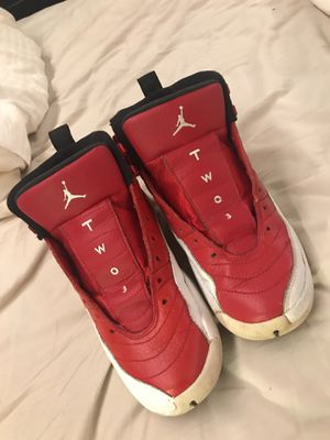 "Air Jordan 12s ""Gym Red"" for Sale in Brentwood, MD"