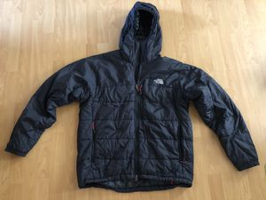 Men's Black hooded puffy jacket by The North Face. Size XL for Sale in Redondo Beach, CA