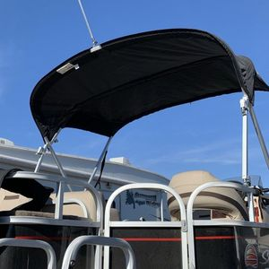 Suntracker 2019 BBDLX Bass Buggy Pontoon Boat With Trailer and Every Possible Upgrade!! for Sale in Surprise, AZ