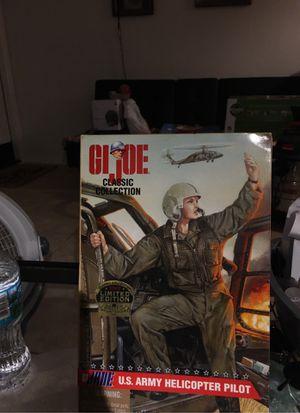 Anniversary issued G.I. Joe first black G.I. Joe Tuskegee airmen new in box for Sale in Lake Worth, FL