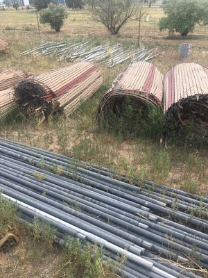 For sale 800 ft chain link x6ft tall for Sale in Albuquerque, NM
