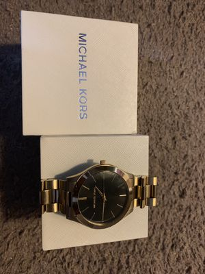 Brand New Men's MICHAEL KORS watch for Sale in Columbus, OH