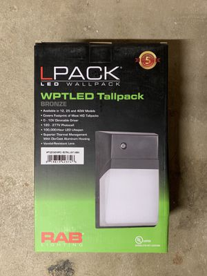 WPTLED12/D10/PC2 12W LED Tallpack for Sale in Nashua, NH