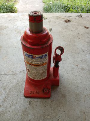 12 Ton Hydraulic Bottle Jack - Used on Anything - 24,000 pounds for Sale in West Columbia, SC