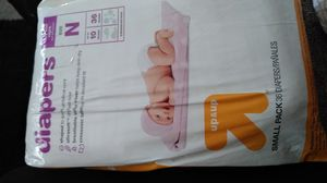 Up n Up diapers Newborn for Sale in Denver, CO