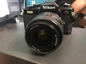 Nikon FM2N SLR Film Camera for Sale in Atlanta, GA