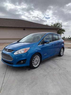 2013 blue Ford C-Max SEL HYBRID for Sale in Mesa, AZ