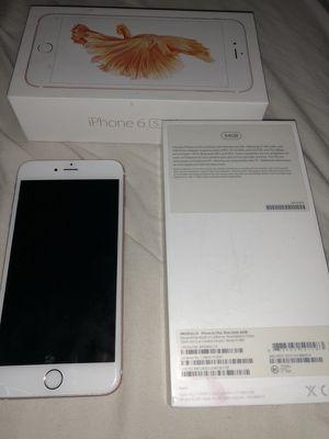 iPhone 6s Plus 64gb clean imei for Sale in Miami, FL