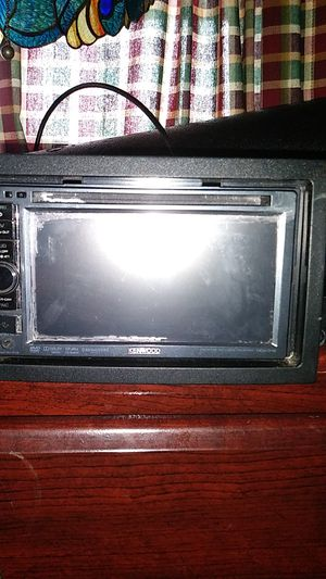 Kenwood model number ddx319 touch screen deck for car for Sale in Sand Springs, OK