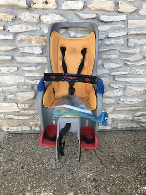 Kids bike seat/ almost new. for Sale in Austin, TX
