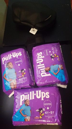 Huggies Pull Up 4T-5T for Sale in Boston, MA