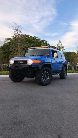 Toyota FJ Cruiser 2007 4x4 for Sale in Pembroke Pines, FL