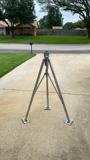 Front 5th wheel camper stabilizer stand for Sale in Euless, TX