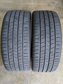 2 Continental 255/40 R 19 85% for Sale in Lake Worth,  FL