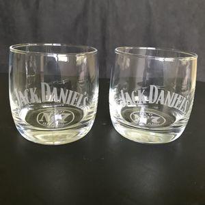 Jack Daniel's No 7 glasses for Sale in Spring Hill, FL