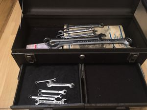 Kennedy tool box w/tools. for Sale in Chicago, IL