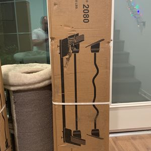 Bowflex 2080 St2080 St-2080Adjustable Straight Bar And Easy Curl Bar for Sale in Los Angeles, CA