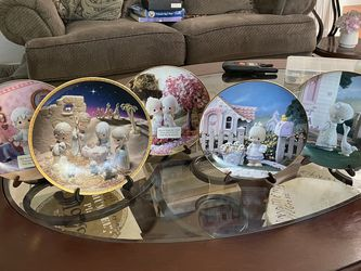 Precious Moments Plates for Sale in Bloomington,  CA