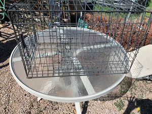 2 foot by 1 1/2 feet cage for Sale in Phoenix, AZ