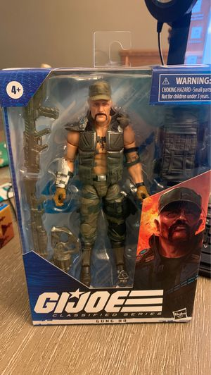 G.I. Joe Classified Series Gung Ho Action Figure for Sale in TWN N CNTRY, FL