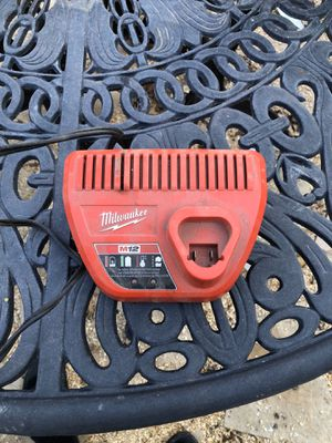 Milwaukee M12 Charger for Sale in Tracy, CA