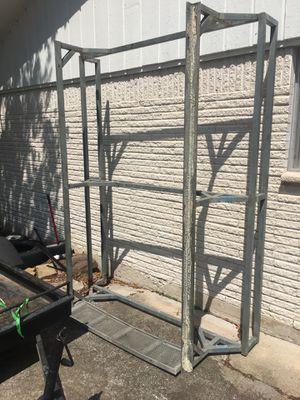 Ladder rack utility rack for Sale in Houston, TX