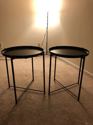 Two tables for Sale in Alexandria, VA